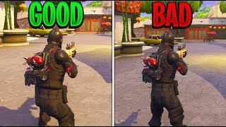 How to IMPROVE AIM & ACCURACY in FORTNITE BATTLE ROYALE! Best Sensitivity Settings Fortnite!