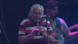 Dario Tevez en el Festival Nacional de la Salamanca