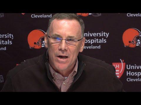 Meet Browns General Manager John Dorsey
