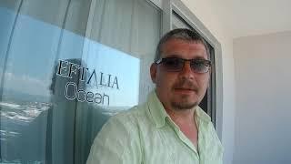 Обзор отеля EFTALIA OCEAN 5 2020 ОБЗОР НОМЕРА Алания Тюрклер Ч 2
