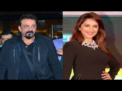 Sanjay Dutt and Madhuri Dixit to Reunite for a Film Almost after 20 years ?