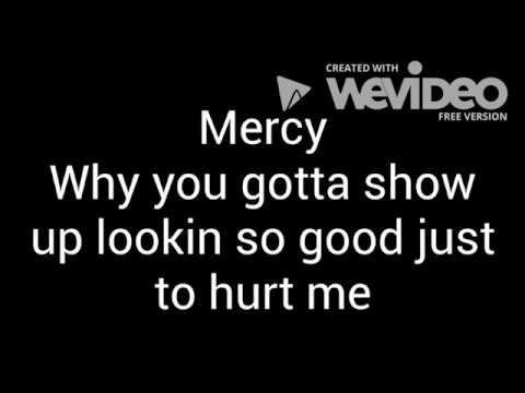 Brett Young Mercy Lyrics