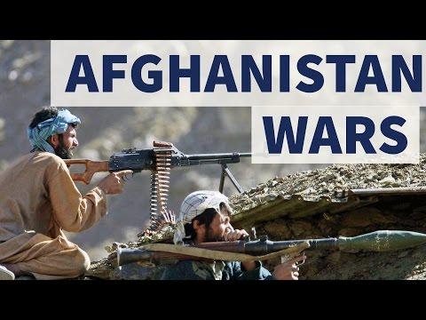 Afghanistan Wars - Afghan Soviet war 1979-89, Afghan Civil war, Afghanistan war 2001-14  UPSC/IAS