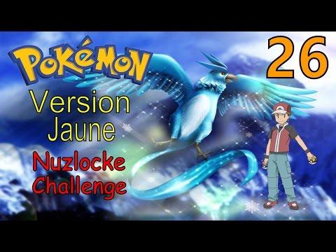 Pokémon Jaune - Nuzlocke Challenge - Épisode 26: Face à Artikodin ! L'histoire se répétera-t-elle?