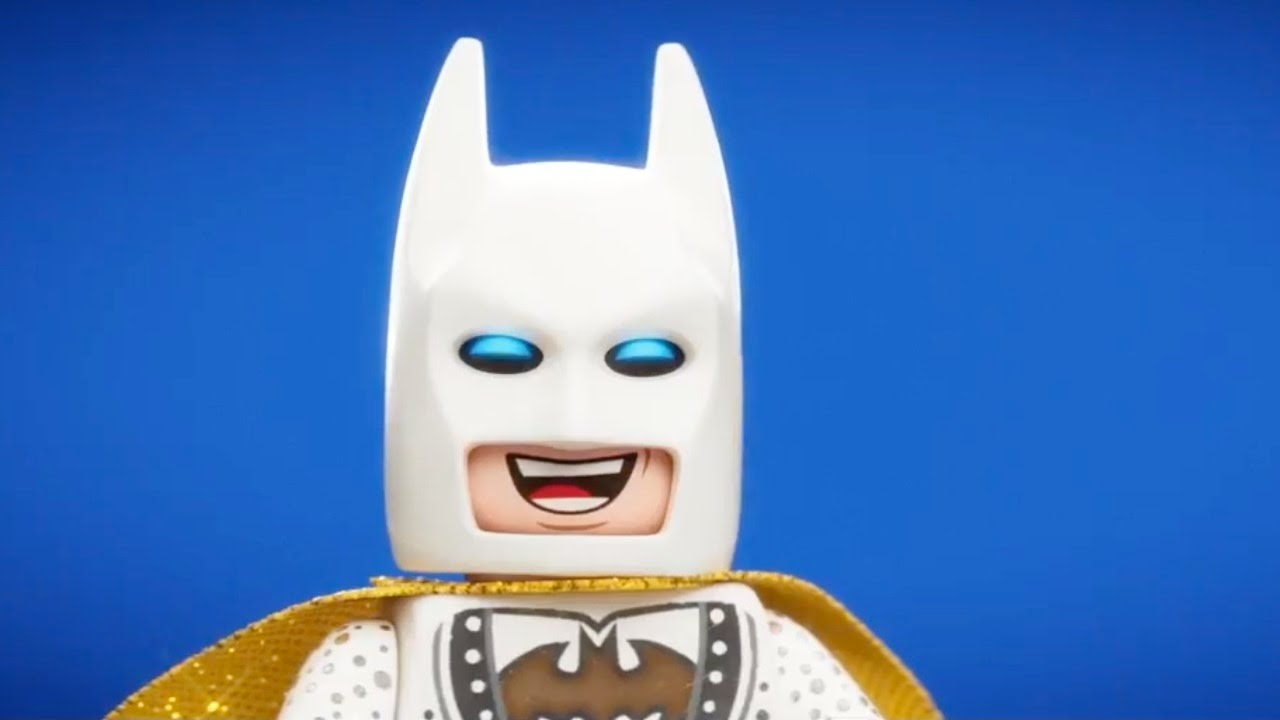 The Lego Batman Movie Friends Are Family Official Music Video