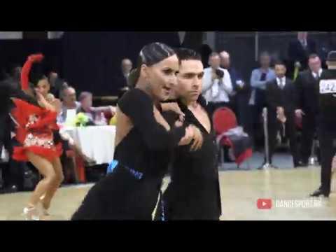 Moldovan Paul - Tatar Cristina ROU, Rumba / Antwerp Diamond DanceSport Cup 2020