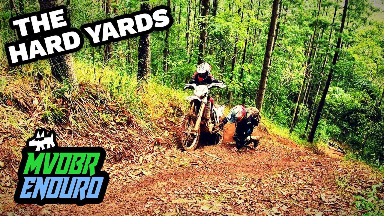 26 Miles Of Prime Dirt Riding - MVDBR Enduro #173