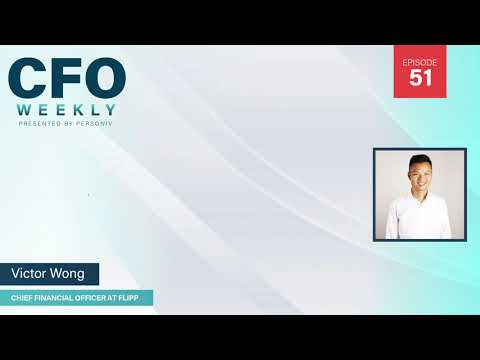 Leading Through Hyper-growth w/Victor Wong | CFO Weekly, Ep. 51