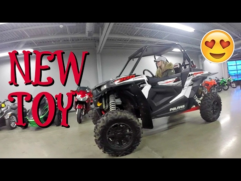 We're buying an RZR ?! | 2014 Polaris RZR 1000 XP