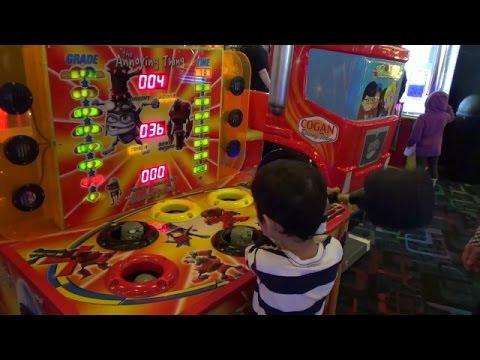 Arcade Games For Kids Indoor Amusement Center Fun Games