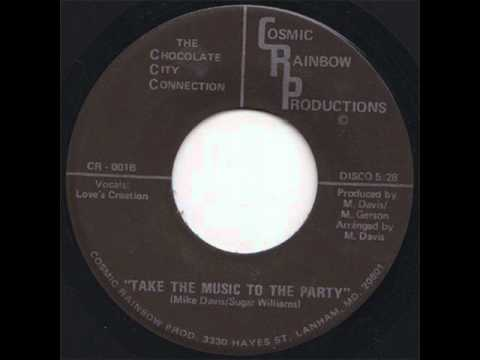 The Chocolate City Connection / Take The Music To The Party