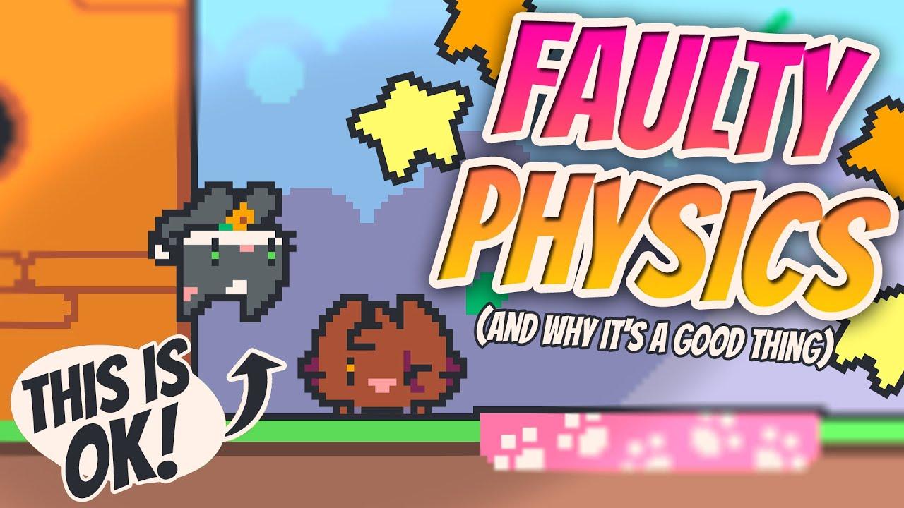 Super Cat Tales PHYSICS ENGINE - Indie Devlog #9