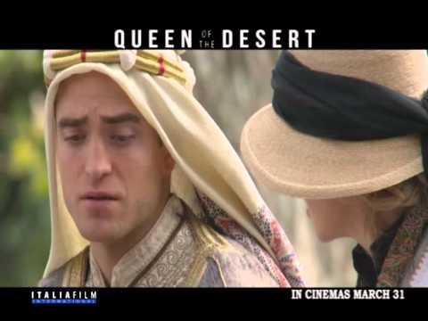 Download QUEEN OF THE DESERT - In Cinemas March 31