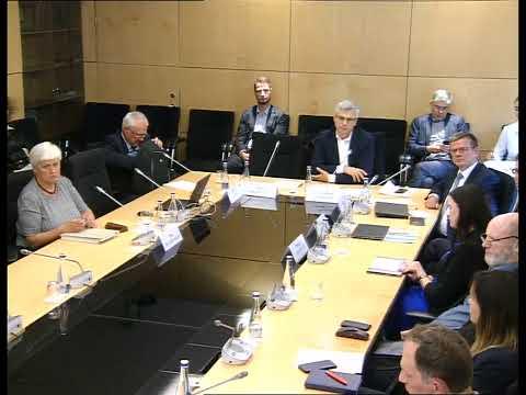 """2019-07-05 Seminaras-diskusija """"ES finansuojamos mokslinių tyrimų programos energetikos bei aplin..."""