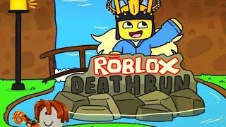 ROBLOX: Deathrun - NOOOOO!!! [Xbox One Gameplay, Walkthrough]