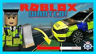 ROBLOX WANTED: DEMO! AS GOOD AS JAILBREAK! GET SUPER HIGH BOUNTY!