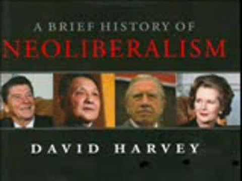 A Brief History of Neoliberalism by David Harvey 1/5