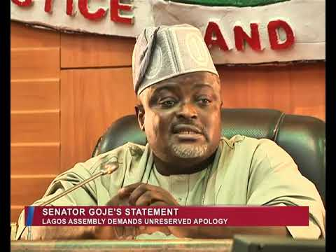 Lagos Parliament | Combating Floods in Lagos