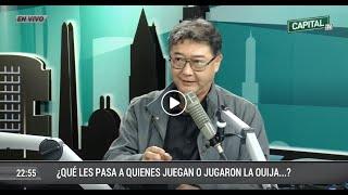 La Ouija - Entrevista a Pedro Noguchi