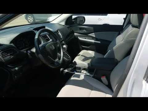 Used 2015 Honda CR-V Dallas TX Garland, TX #P8144VA - SOLD