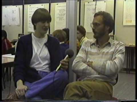 Kennismaking computer, jaren '80/'90 (BB10279)