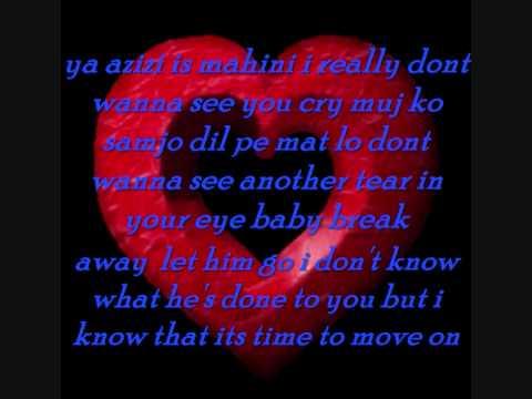 Lyrics to love is blind ramzi ft ash king.wmv