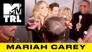Baixar Mariah Carey Shocks Superfans w/ 'Always Be My Baby' & 'GTFO' Sing-Alongs | TRL