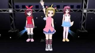 【Dance×Mixer】ふわっFuワッホー☆メイプルまじっく!!【柚木涼香】