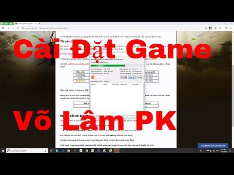 Hướng Dẫn Cài Đặt Game VoLamPK