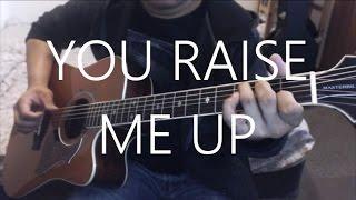 You Raise Me Up - Secret Garden Guitar Cover | Anton Betita