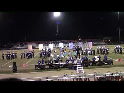 2018 Frontier High School Marching Titans  @ CHS Music in Motion