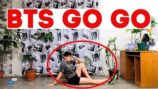 COVER DANCE BTS - GO GO by Lee Saran