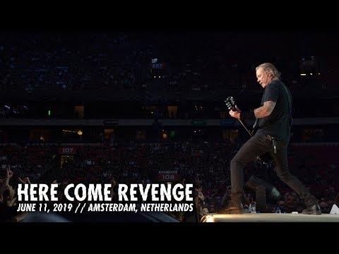Uncle John - Metallica - 'Here Comes Revenge' Live Video