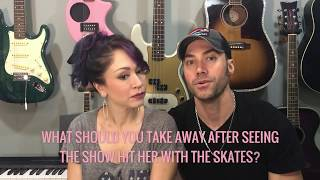 Diana DeGarmo and Ace Young on HHWTS Takeaways