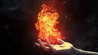 Как сделать огонь в программе Adobe After Effects