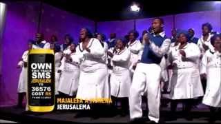 Download MAJALEFA A MORENA   Jerusalema E Mocha MP3 song and Music Video