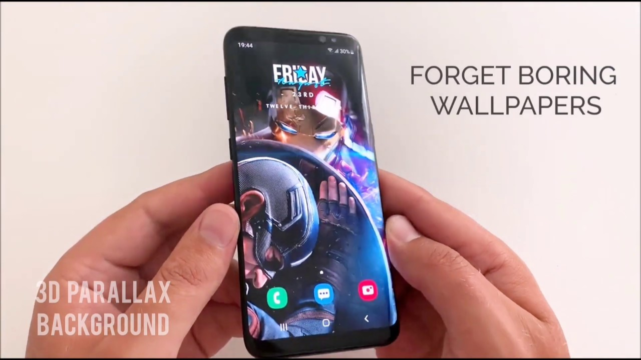 5 Best 3d Wallpaper Apps For Your Phone Gadgets To Use