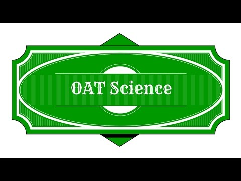 OAT Test Prep - Science Study Guide