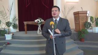 Уроки субботней школы (Вечный завет гл.4)