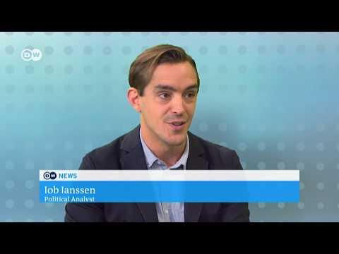 Deutsche Welle news (ENG) | Reactie op het tv-duel tussen Merkel en Schulz