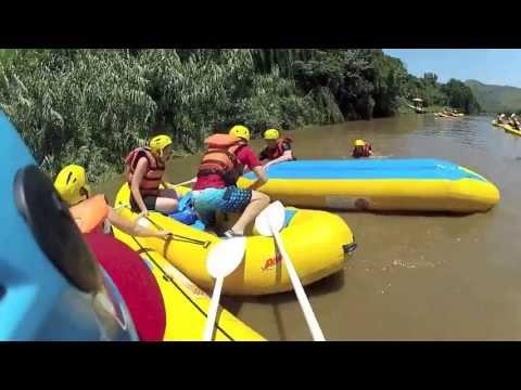 Whitewater River Rafting - Crocodile River
