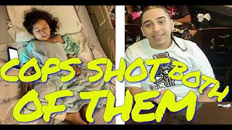 MIDLAND TX COPS EXECUTE NO KNOCK WARRANT AND SHOOT 2 INNOCENTS ARREST ONE AND FIND NO DRUGS