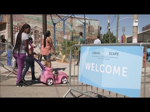 Urban Thinkscape Project: Activating Public Spaces for Playful Learning