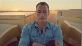 Жан Клод Ван Дамм в рекламе Volvo Trucks