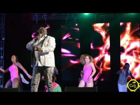 Blaxx Performing 'Canboulay' At ISM Semis 2020