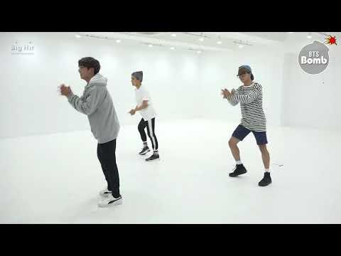 Jungkook, jimin,jhope dance practice  - BTS HOME PARTY