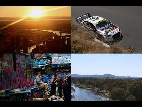 My Trip To Australia (Bathurst 1000) Vlog 2017