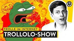 Gute Trolle, schlechte Trolle: Das Internet-Troll Einmaleins | WALULIS