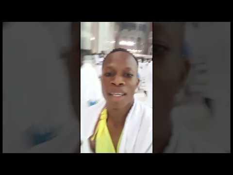 BADENYA.BF un petit Vidéo  de la par de BADENYA Seyba depuis l'Arabie Saoudite merci pour votre béné