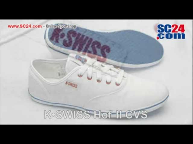 K•SWISS Hof II CVS Art Nr 25946 YouTube